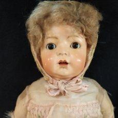 Muñecas Porcelana: ANTIGUA MUÑECA ANDADORA SIMON AND HALBIG.. Lote 219430208