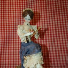 Bonecas Porcelana: AUTOMATA A CUERDA. Lote 219649755