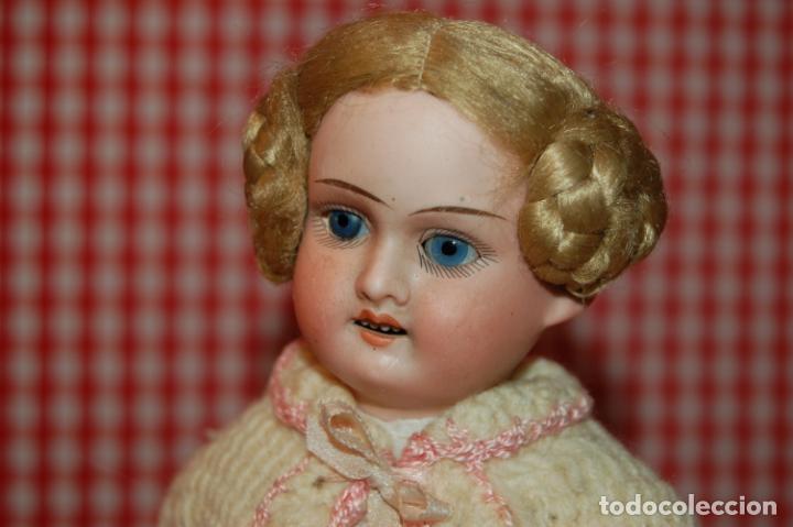 Muñecas Porcelana: muñeca armand marseille 390 - Foto 13 - 219650230