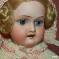 Muñecas Porcelana: MUÑECA ARMAND MARSEILLE 390. Lote 219650230