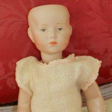 Muñecas Porcelana: MUÑECO DE PORCELANA ALEMAN KR DE REPRODUCCION, CON LAS SIGUIENTES MARCAS EN LA NUCA, KR 101 , TAL CO. Lote 219746041