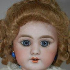 Muñecas Porcelana: DEP ALEMANA CON ZAPATOS DEPOSÉ JUMEAU. Lote 220285645