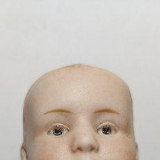 Muñecas Porcelana: MUÑECO ORIGINAL GEBRUDER HEUBACH 7602, 19 CM. Lote 220616340