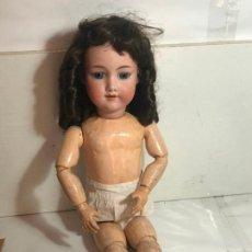 Muñecas Porcelana: ARMAND MARSEILLE - CABEZA DE PORCELANA, VER FOTOS. Lote 221895168