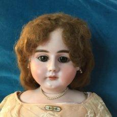 Muñecas Porcelana: PRECIOSA , ÚNICA Y ORIGINAL MUÑECA ANTIGUA DE SIMON AND HALBING CON EL NÚMERO DE MOLDE: 979. Lote 222184932