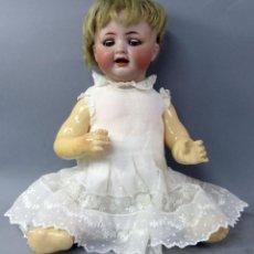 Muñecas Porcelana: BEBÉ SIMON & HALBIG KR KAMMER & REINHARDT 126 CABEZA PORCELANA CUERPO COMPOSICIÓN 35 CM. Lote 222668141