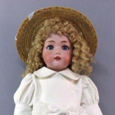 Muñecas Porcelana: MUÑECA SIMON & HALBIG KR KAMMER & REINHARDT 53 CABEZA PORCELANA CUERPO COMPOSICIÓN 48 CM ALTO. Lote 222675136