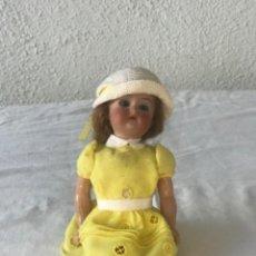 Bonecas Porcelana: RARA MUÑECA BEBE SIMON Y HALBIG & KAMMER Y REINDHART MARCA ESTRELLA DE DAVID.. Lote 223274735