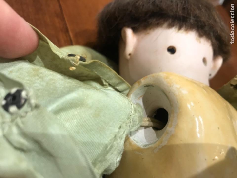 Muñecas Porcelana: Muñeca antigua Handwerck porcelana. Alemania. Original entre 1890-1910. - Foto 19 - 223971970