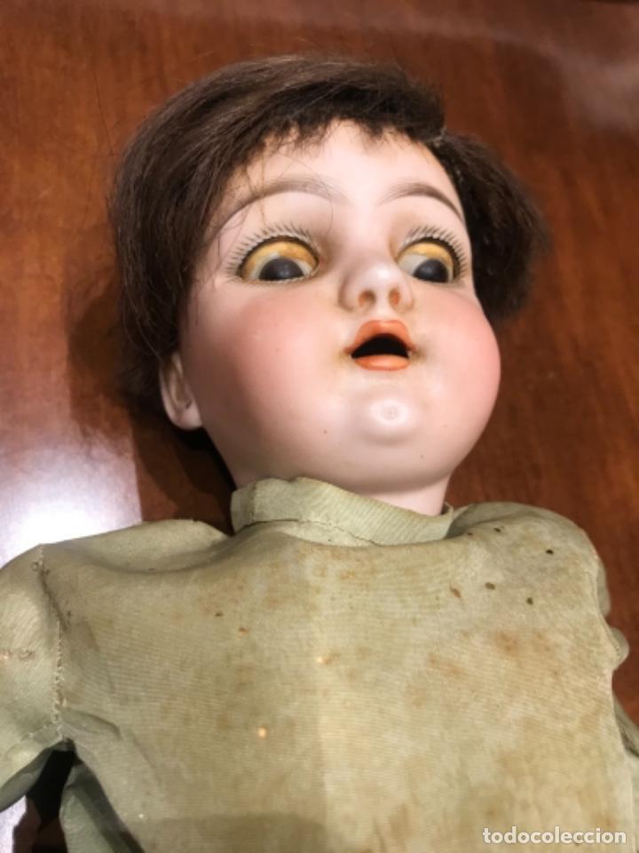 Muñecas Porcelana: Muñeca antigua Handwerck porcelana. Alemania. Original entre 1890-1910. - Foto 33 - 223971970