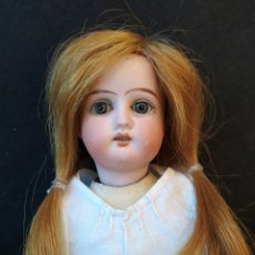 Muñecas Porcelana: ANTIGUA MUÑECA. Lote 225735148
