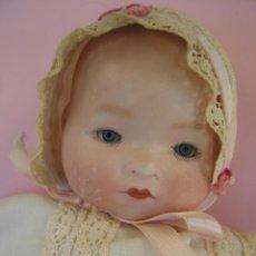 Muñecas Porcelana: ANTIGUA MUÑECA ALEMANA DE 1922 PORCELANA BISQUE KIDDIEJOY DE 28 CM.. Lote 225860210