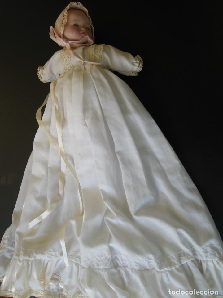 Muñecas Porcelana: ANTIGUA MUÑECA ALEMANA DE 1922 PORCELANA BISQUE KIDDIEJOY DE 28 CM. - Foto 3 - 225860210