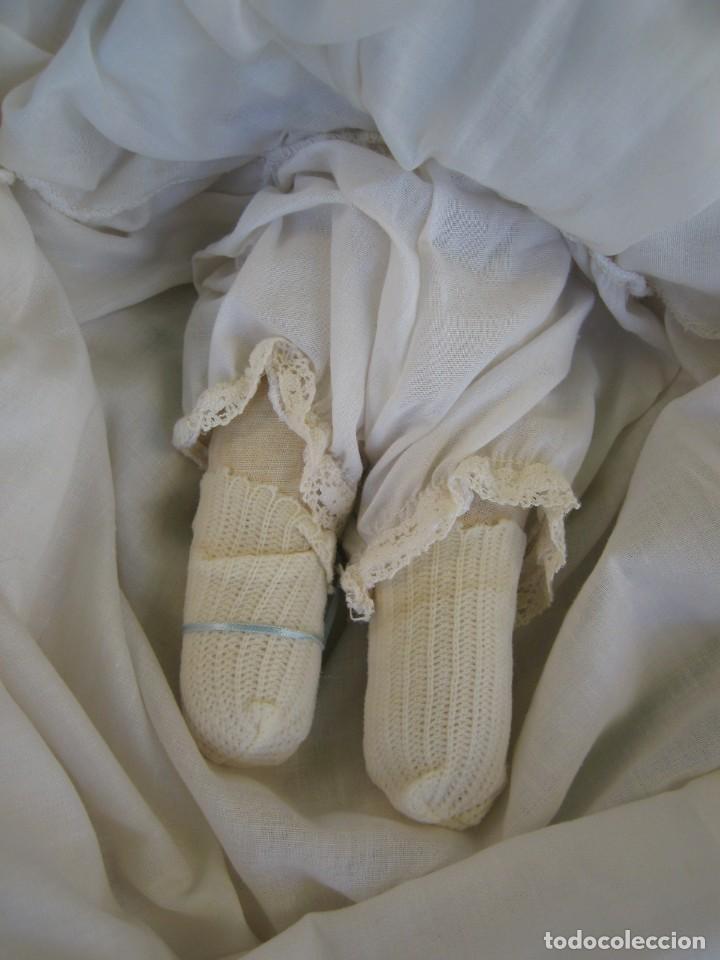 Muñecas Porcelana: ANTIGUA MUÑECA ALEMANA DE 1922 PORCELANA BISQUE KIDDIEJOY DE 28 CM. - Foto 17 - 225860210