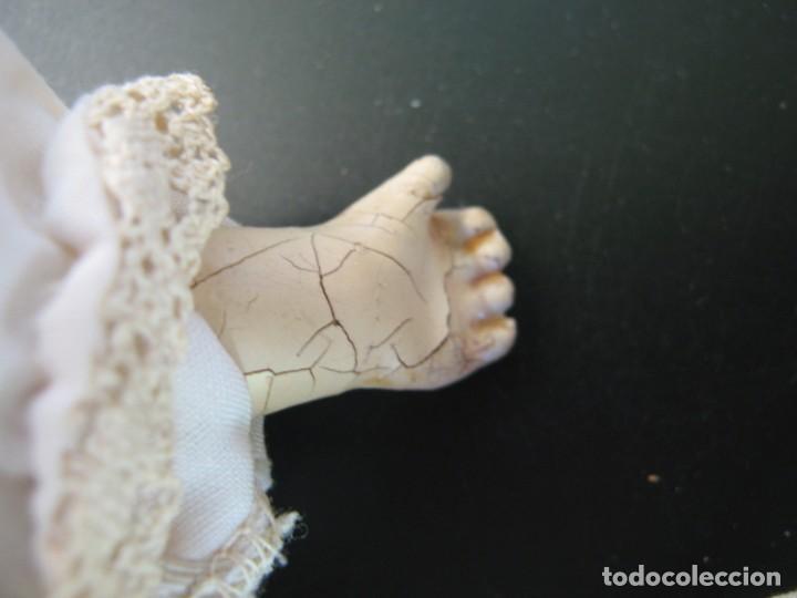 Muñecas Porcelana: ANTIGUA MUÑECA ALEMANA DE 1922 PORCELANA BISQUE KIDDIEJOY DE 28 CM. - Foto 23 - 225860210