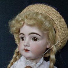 Muñecas Porcelana: MUÑECA ANDADORA KESTNER, OPTIMA CONDICIÓN, 53 CM. OCASIÓN!!!. Lote 227557520