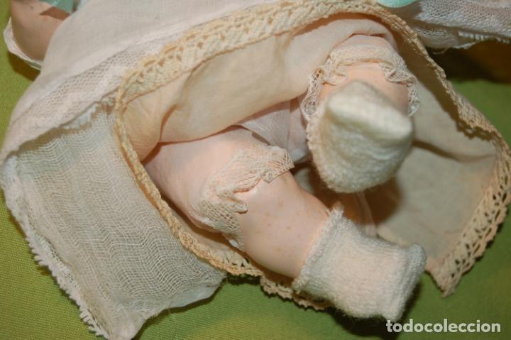 Muñecas Porcelana: baby dream armand marseille y cochecito - Foto 5 - 228309430