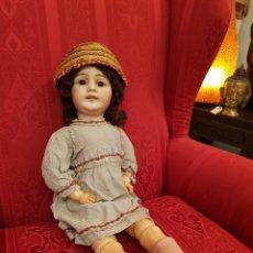 Muñecas Porcelana: MUÑECA ANTIGUA S.12.H. 169 D.E.P. Lote 233008410