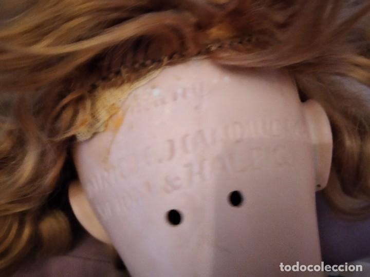 Muñecas Porcelana: Antigua muñeca heinrich handwerck simon & halbig germany 5 cabeza biscuit,siglo xix - Foto 21 - 233973565