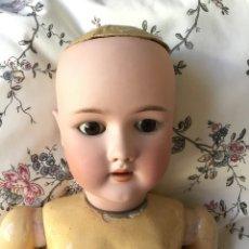 Muñecas Porcelana: MUÑECA ALEMANA HADWERCK. Lote 234901865