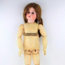 Muñecas Porcelana: MUÑECA DE PORCELANA, ARMAND MARSEILLE, NÚMERO 3600. ALTURA: 65 CM. Lote 235064430