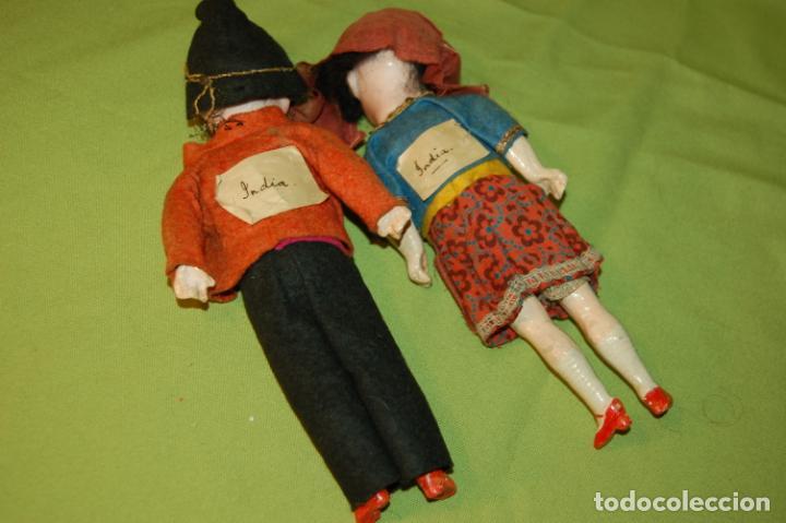 Muñecas Porcelana: pareja de armand marseille 23cm - Foto 9 - 235568880