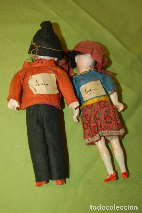 Muñecas Porcelana: pareja de armand marseille 23cm - Foto 11 - 235568880