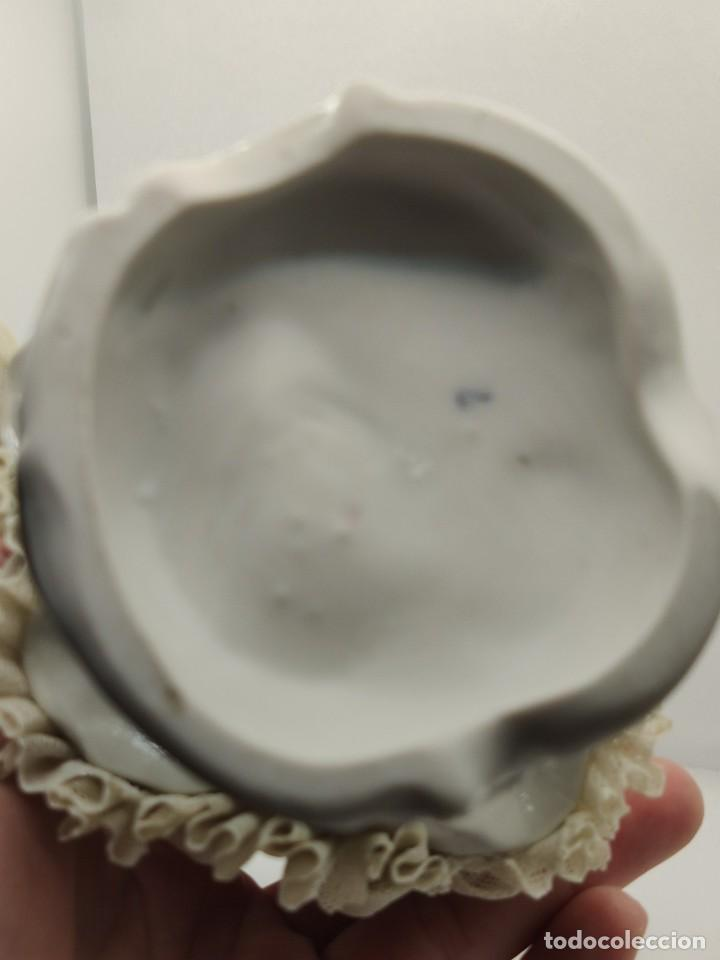 Muñecas Porcelana: Porcelana alemana dresden volkstedt factory porcelain ( meissen capodimonte ) - Foto 6 - 237337640