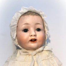 Muñecas Porcelana: MUÑECA BEBÉ FRANZ SCHMIDT CARACTER FS&CO GERMANY. Lote 242468375