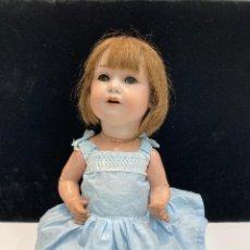 Muñecas Porcelana: MUÑECA BEBE ARMAND MARSEILLE .GERMANY. Lote 243825505