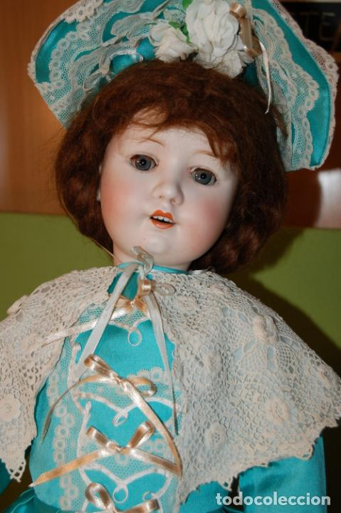 Muñecas Porcelana: muñeca MOA molde 200 - Foto 26 - 167832644