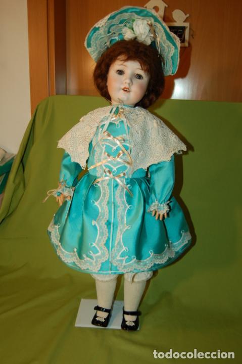 Muñecas Porcelana: muñeca MOA molde 200 - Foto 2 - 167832644