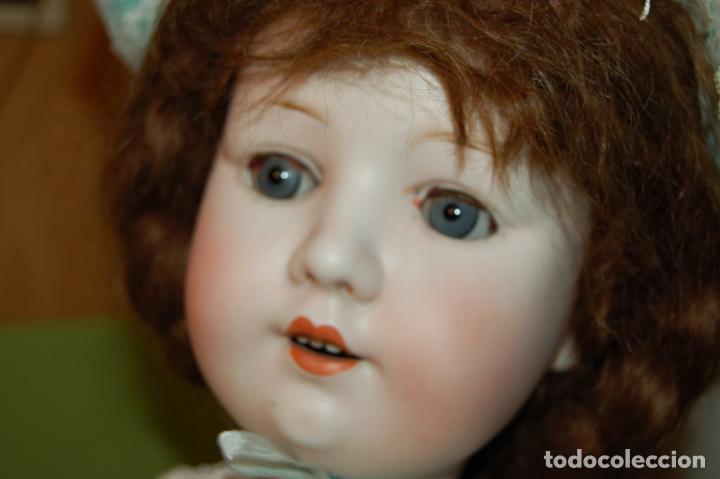 Muñecas Porcelana: muñeca MOA molde 200 - Foto 29 - 167832644