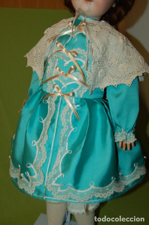 Muñecas Porcelana: muñeca MOA molde 200 - Foto 35 - 167832644