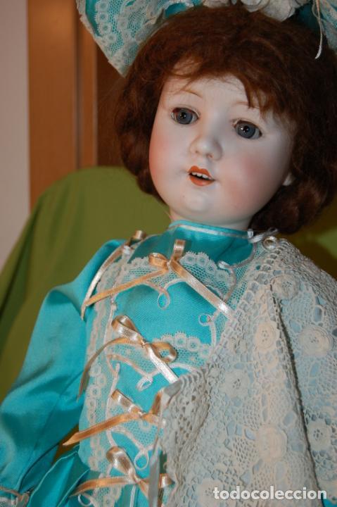 Muñecas Porcelana: muñeca MOA molde 200 - Foto 36 - 167832644