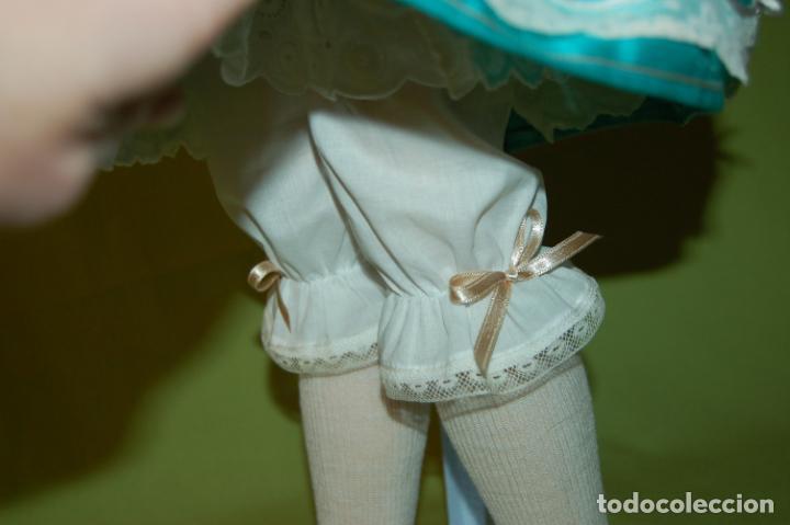 Muñecas Porcelana: muñeca MOA molde 200 - Foto 38 - 167832644