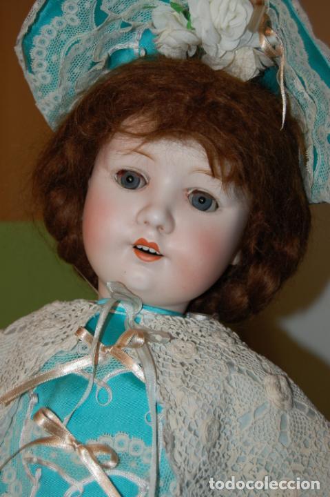Muñecas Porcelana: muñeca MOA molde 200 - Foto 39 - 167832644