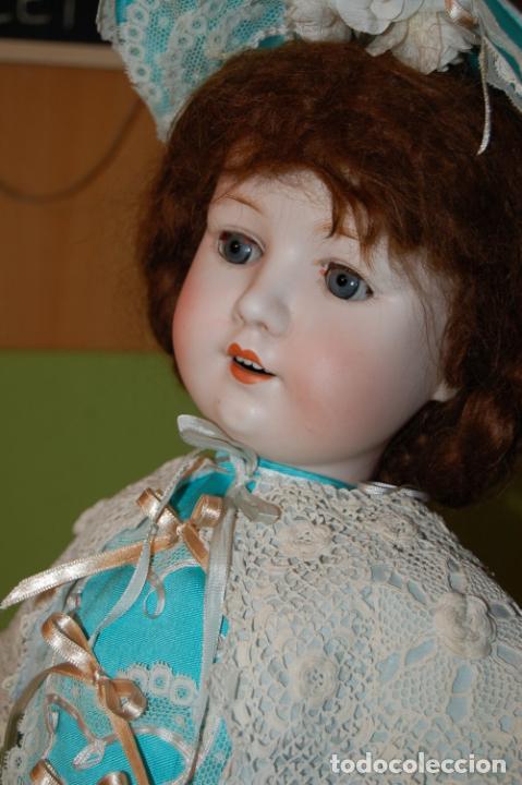 Muñecas Porcelana: muñeca MOA molde 200 - Foto 40 - 167832644