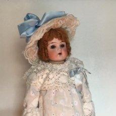 Muñecas Porcelana: ANTIGUA MUÑECA RUTH DE ARMAND MARSEILLE. Lote 245002745