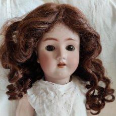 Muñecas Porcelana: MUÑECA H HANDWERCK SIMON & HALBIG 62 CM. Lote 217682301