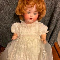Muñecas Porcelana: PRECIOSO BEBÉ DE PORCELANA ARMAND MARSEILLE. Lote 246079770
