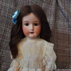 Muñecas Porcelana: MUÑECA ANTIGUA HEUBACH KOPPELSDORF 56CM. Lote 246251480