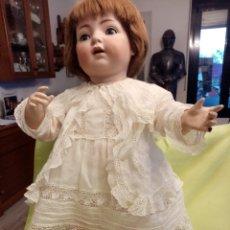 Muñecas Porcelana: MUÑECA ALEMANA DE BISCUIT SIMON HALBIG. Lote 246309675