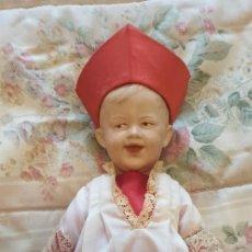Bonecas Porcelana: MUÑECO REPRO GEBRUDER HEUBACH. Lote 246675935