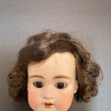 Muñecas Porcelana: SIMON & HALBIG - ANTIGUA CABEZA POCELANA ALEMANA - 1079, DEP 7 1/2. Lote 248629190