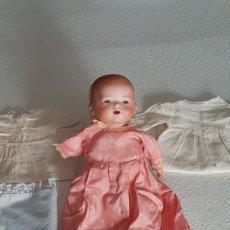 Muñecas Porcelana: MUÑECO PORCELANA HERMANN VON BERG MB-GERMANY 500/3 AÑO 1914. Lote 249412910