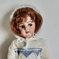 Muñecas Porcelana: MUÑECA SIMON HALBIG 1039 7 DEP 43 CM -CON BONITOS ZAPATOS DÉPOSÉ- SE VENDE JUNTO. Lote 254880650
