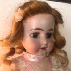 Muñecas Porcelana: PRECIOSA ANTIGUA MUÑECA PORCELANA MARCADA 4. Lote 255920975
