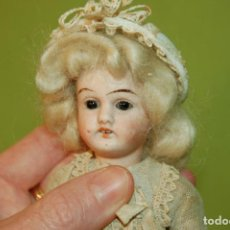 Muñecas Porcelana: MIGNONETTE GEBRUDER KUHNLENZ 1884. Lote 261175150