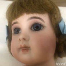 Bonecas Porcelana: ANTIGUA MUÑECA JUMEAU,TETE,PORCELANA PRINCIPIO DE SIGLO. Lote 262885935